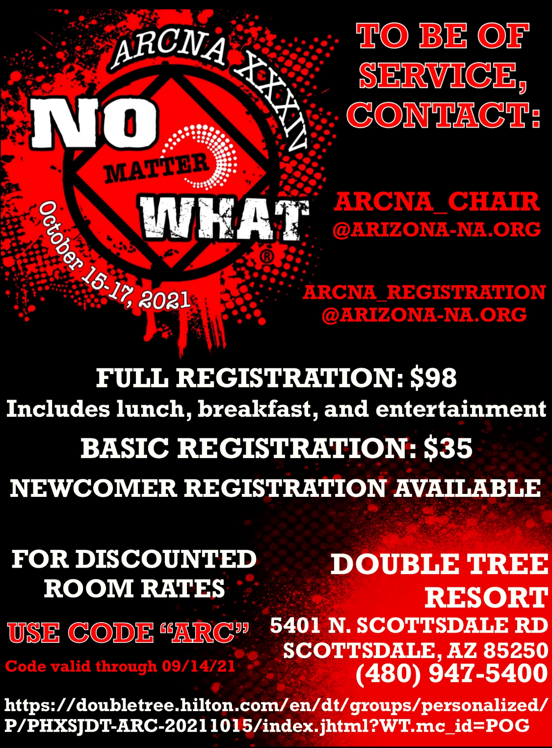 Arizona Regional Convention